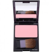 Shiseido Base Luminizing Satin освежаващ руж цвят PK 304 Carnation 6,5 гр.