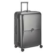 Delsey Turenne 70cm 4-Wheel Spinner Suitcase - Silver