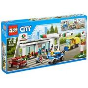LEGO (LEGO) City gas station 60132