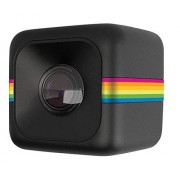 Polaroid Cube+ 1440p Mini Lifestyle Action Camera with Wi-Fi & Image Stabilization (Black)