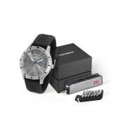 Relógio Mondaine Masculino com jogo de ferramentas 94833G0MVNU1K1