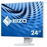 """Монитор EIZO EV2451-WT, 23.8""""(60.45 см) IPS панел, FullHD, 5ms, 250 cd/m2, HDMI, DP, DVI, VGA"""