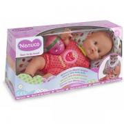 NENUCO Lutka s bočicom mekana 700012087