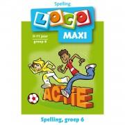 Maxi Loco Spelling - groep 6