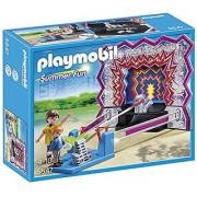 PLAYMOBIL Tin Can Shooting Game