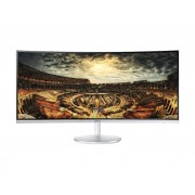 "Monitor VA, SAMSUNG 34"", C34F791WQUX, Curved, LED, 4ms,5Mln:1, HDMI/DP/DVI, Speakers, 21:9, 3440x1440 (LC34F791WQUXEN)"