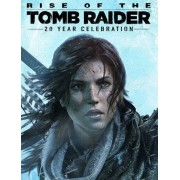 Square Enix Rise of the Tomb Raider (20th Anniversary Edition) Steam Key GLOBAL