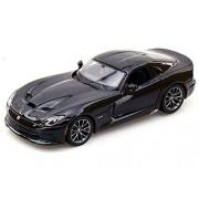 Vehicul diecast 1:24 Special Edition,Maisto – Dodge Viper SRT GTS 2013 Black