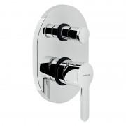 Miscelatore Incasso monocomando per doccia Nobili ABC 2 Vie AB87100CR