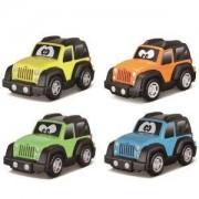 Bburago Junior - Първата ми количка Jeep Wrangler, 095020