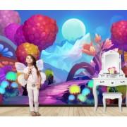 Fototapet Magic Land - 375 x 250 cm