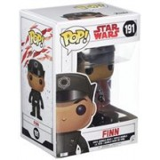 Figurina Pop! Star Wars Ep. 8 The Last Jedi Finn