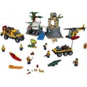 Lego Jungleutforskning - LEGO 60161 City