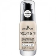 Essence Complexion Make-up Fresh & Fit Awake Make-Up No. 30 Fresh Honey 30 ml