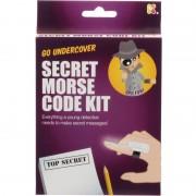Set detectiv Codul Morse Keycraft, dezvolta indemanarea si gandirea logica, 6 ani+