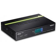 TRENDnet TPE-TG50g 5-Port Gigabit PoE+ Switch