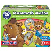 Joc educativ Matematica Mamutilor Orchard Toys Mammoth Math