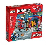 LEGO (LEGO) Junior Spider-Man hideaway 10687