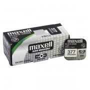 Maxell SR626SW (377) Европейска Версия - комплект 10 батерии