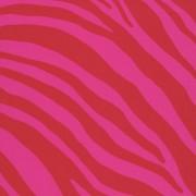 Pink zebramintás öntapadós tapéta
