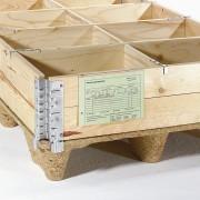 Dokumententaschen mit Falz Griffaussparung rückseitig, Einschub seitlich für DIN A5, VE 100 Stk