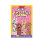 Set de tatuaje temporare Fetite Melissa Doug