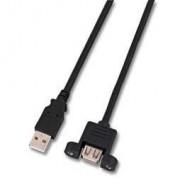 Cavo USB 2.0 A Maschio/A Femmina da Pannello 3 m