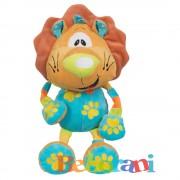 Играчка с дрънкалка лъв Babyono