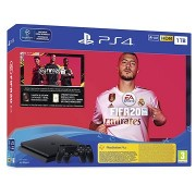 PlayStation 4 Slim 1TB + FIFA 20 + 2x DS4 vezérlő