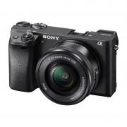 Sony Alpha A6300 systeemcamera Zwart + 16-50mm OSS (ILCE6300LB.CEC)