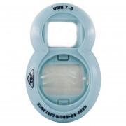 Lentes Con Espejo Fuji Mini7/8 - Azul