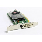 Placa Video ATI HD 3450, 256 MB DDR2, 1 x S-Video, 1 x DMS59, Pci-e 16x