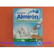 ALMIRON GALLETITAS S/GLUTEN 151673 ALMIRON GALLETAS CEREALES SIN GLUTEN - (250 G )