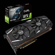 Asus DUAL-RTX2080TI-A11G Scheda Video Nvidia GeForce 11Gb GDDR6 SDRAM