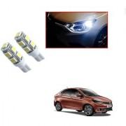 Auto Addict Car T10 9 SMD Headlight LED Bulb for Headlights Parking Light Number Plate Light Indicator Light For Tata Tigor