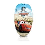 Disney Cars Optical USB Mouse , Retail Packaged ,