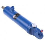 Bosch Rexroth Cilindro idraulico fisso , serie 1X, foro 40mm, corsa da 100mm, 160 bar max, 14.02kN, portata ingr 5.3L/min, R987155261