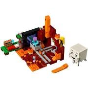 LEGO Minecraft 21143 - Az Alvilág kapu