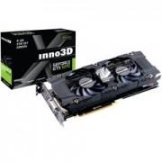 Inno3D Video Card GeForce iChill GTX 1070 Ti V2(1607Mhz/8.0Gbps) / 8GB GDDR5 / 256-bit / Dual DVI +