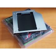 "Kolink HDKO001 Slim ODD/SSD 2,5"""