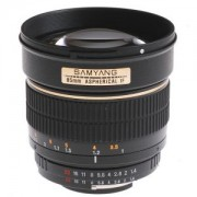 85mm f/1.4 Aspherical IF II (Canon)