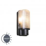 QAZQA Outdoor Lamp Mossa with Light/Dark Switch