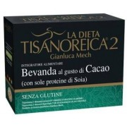 Gianluca Mech Spa Bevanda Al Cacao Soia 30gx4 Confezioni Tisanoreica 2 Bm