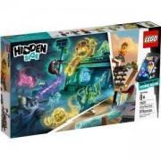 Конструктор Лего Хайдън Сайд - Нападение в ресторанта за скариди, LEGO Hidden Side, 70422