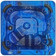 SPAtec Outdoor Whirlpools - SPAtec 800B blau