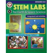 Stem Labs for Earth & Space Science, Grades 6 - 8