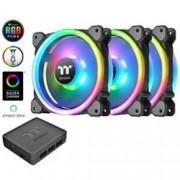 THERMALTAKE VENTOLA RIING TRIO12 LED RGB RADIATOR FAN TT PREMIUM 3-PACK