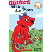 Clifford Makes the Team, Paperback