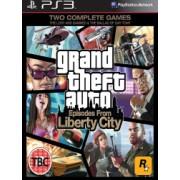 Joc Grand Theft Auto Episodes From Liberty City Pentru PlayStation 3