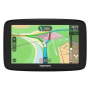 GPS TOMTOM VÍA 53 - MAPAS EUROPA (45 PAISES) PARA TODA LA VIDA - PANTALLA 5'/13CM - SOPORTE REVERSIBLE - BT - ACTUALIZACIONES WIFI - GPS EM ESPANHOL